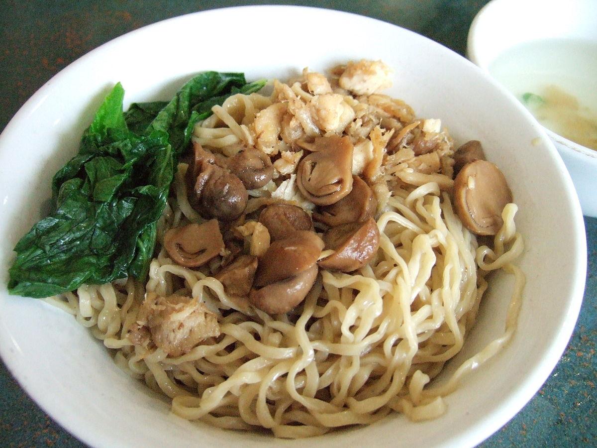Bahan dan Cara Membuat Mie Ayam Jamur Kembang