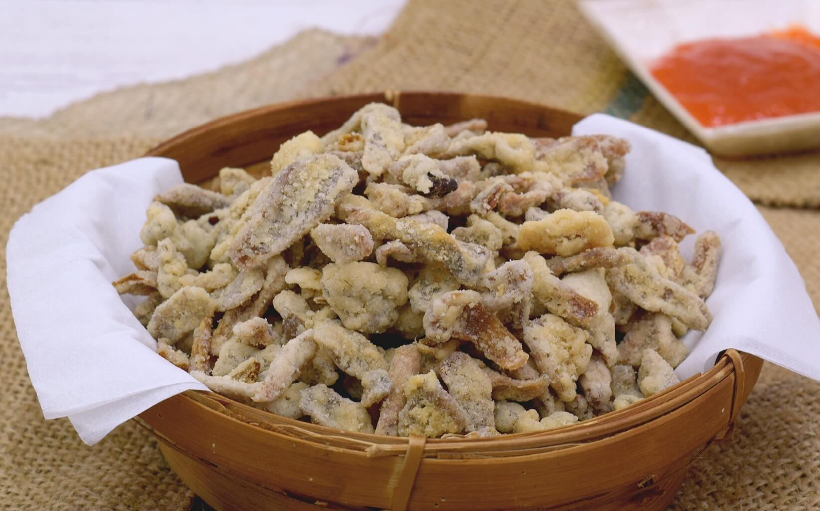 resep keripik jamur enak