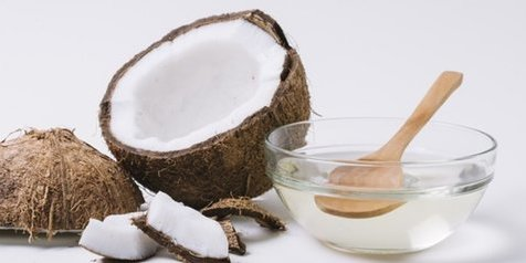 Cara membuat minyak kelapa untuk wajah