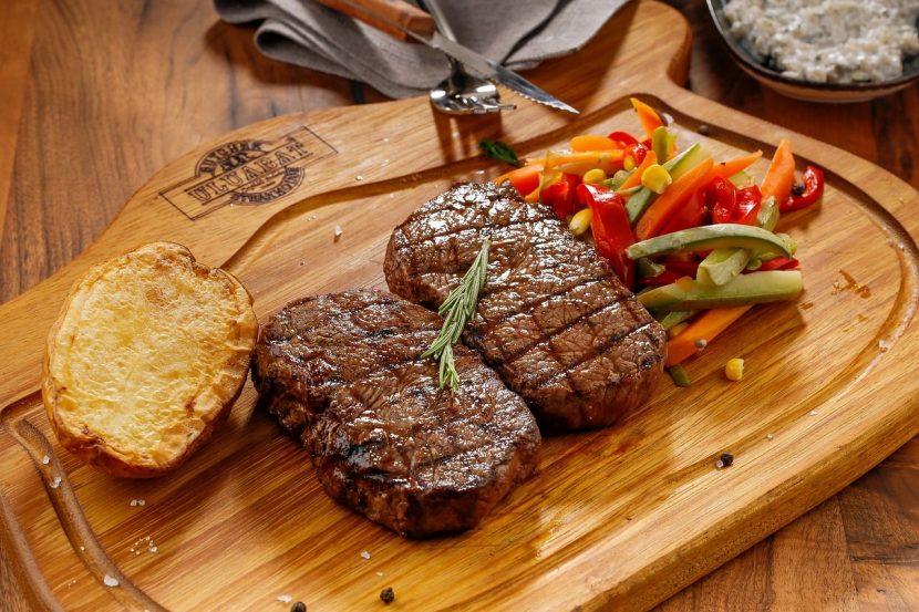 cara memasak steak daging sederhana