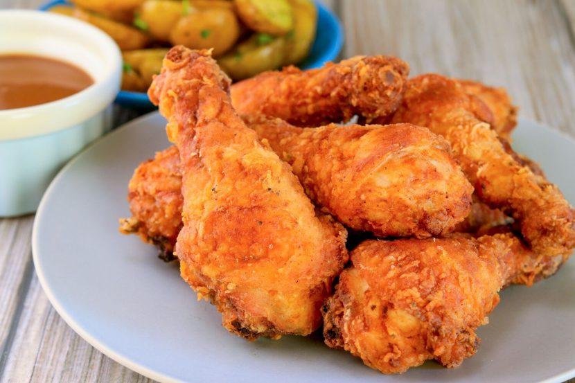 cara membuat ayam fried chicken