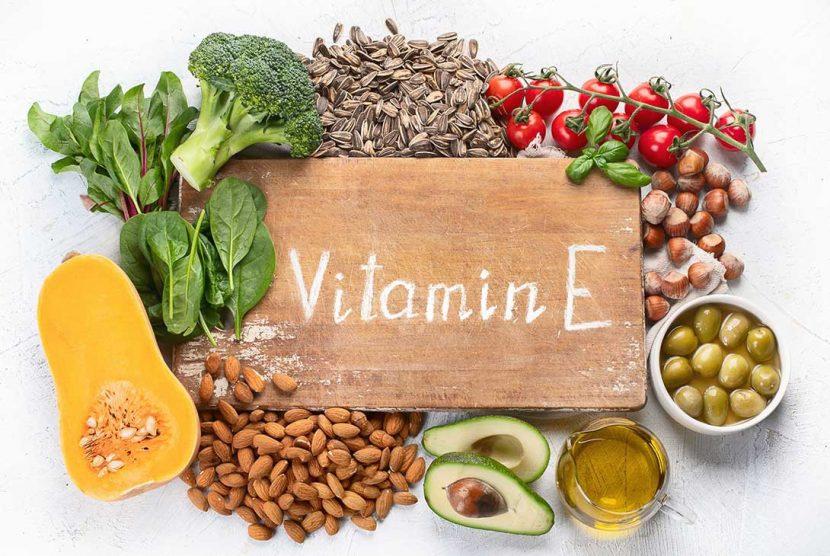 Beberapa Buah Dan Sayur Yang Mengandung Vitamin E