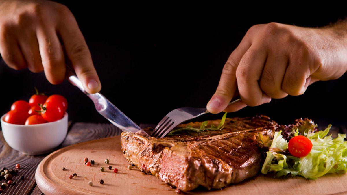 Beginilah ccara merebus daging agar cepat empuk