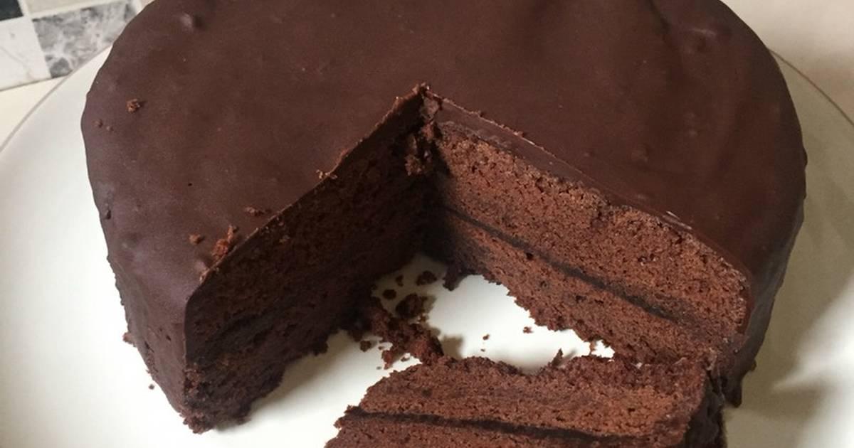 cara membuat kue bolu coklat kukus